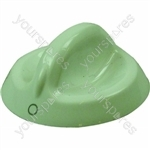 Indesit White Main Oven Control Knob Assembly
