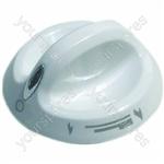 Cannon White Grill Control Knob