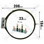 Nardi Fan Oven Element 230v 2300w