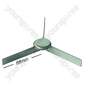 Spider 6 Inch Cooker Support