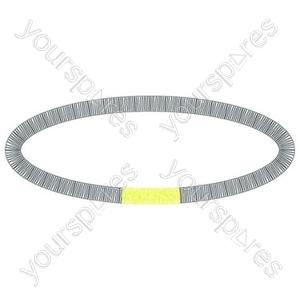 Servis washing machine belt Yellow Spot