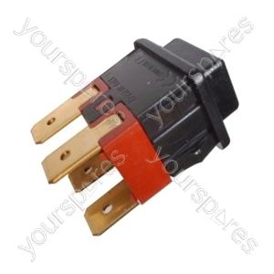Qualvac Vacuum Switch