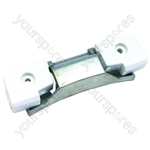 Crosslee 20741715070 Tumble Dryer Door Hinge And Leaves