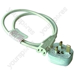 Bosch Kettle Lead Straight 10 Amp With 13 Amp Plug