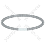 Hotpoint 1464 Spin washing machine belt White Spot