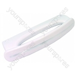 Whirlpool White Refrigerator Door Handle