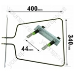 Whirlpool AKP691NB 1000 Watt Lower Oven Element