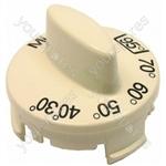 Whirlpool AWM300-3 Temperature Control Knob
