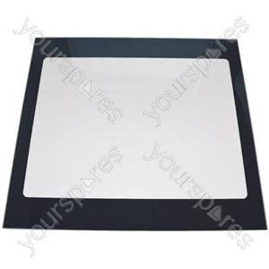 Indesit Oven Inner Glass Low Door