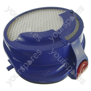 Dyson dc24 vacuum cleaner post motor hepa filter quafil311 for Dyson dc24 brush motor replacement