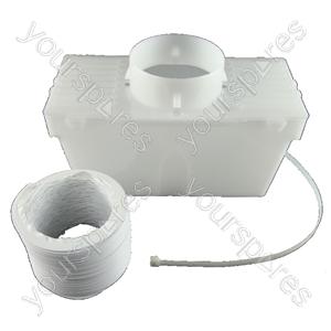 Tumble Dryer Universal Condensing Vent Kit Box