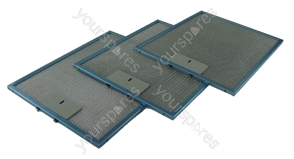 Grease Filters For Cooker Hoods ~ Universal mm metal cooker hood grease filter