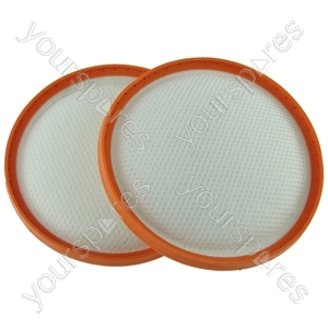 2 x Vax Vacuum Cleaner Pre Motor Filter