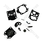 Flymo Maxi Trim 430 Type II Carb. Gasket/diaphragm Kit