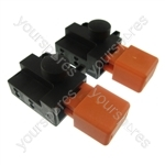 2 x Flymo Lawnmower Switch 8A 250V ON/OFF