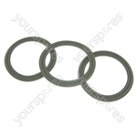 Kenwood A907 Chef & Major Blender Liquidiser Mixer Sealing Rings Pack Of 3