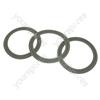 Kenwood Chef & Major Blender Liquidiser Mixer Sealing Rings Pack Of 3