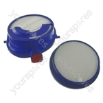 Dyson DC24 Vacuum Cleaner Filter Set - Washable Pre-Filter & Post-Hepa Filter