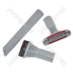 Dyson Vacuum Cleaner Grey Accessories Tool Kit