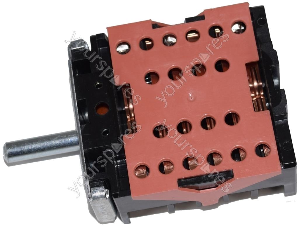 C00013413 HOTPLATE ENERGY REGULATOR