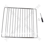 Hygena Extendable Adjustable Oven Shelf Rack Grid