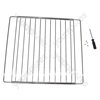 Universal Extendable Adjustable Oven Shelf Rack Grid
