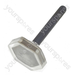 Flymo Lawnmower Blade Bolt Screw Assembly With PTFE Washer