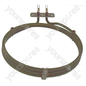 Smeg Replacement Fan Oven Cooker Heating Element (2700w) (3 Turns)