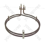AEG Replacement Fan Oven Cooker Heating Element (2200W) (2 Turns)