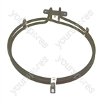 Zanussi Replacement Fan Oven Cooker Heating Element (2170w) (2 Turns)