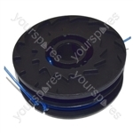Qualcast GT30 & GGT450A1 450 Watt Spool & Line For Strimmers 1.5 mm x 2 mm x 5 metre