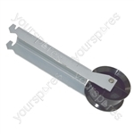 Tumble Dryer Jockey Pulley Wheel And Arm Trolley Assembly