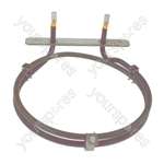 Whirlpool Replacement Fan Oven Cooker Heating Element (1400w) (2 Turns)