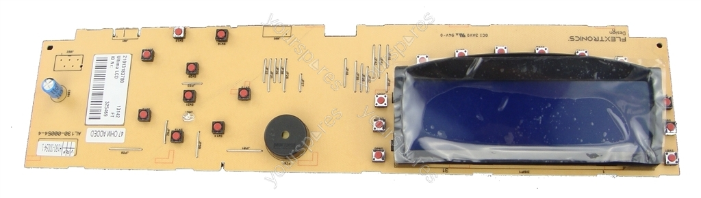 Hotpoint WT940 Washing Machine PCB (Printed Circuit Board) by Hotpoint