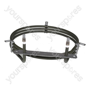AEG Replacement Fan Oven Cooker Heating Element (2500w) (3 Turns)