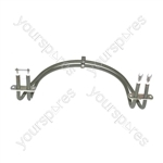Bosch Replacement Fan Oven Element Cooker Heating Element (1800w)