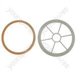 Indesit Tumble Dryer Vent Adaptor and Seal