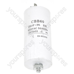 Beko 25UF Microfarad Appliance Motor Start Run Capacitor