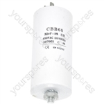 Panasonic 30UF Microfarad Appliance Motor Start Run Capacitor