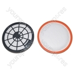 Vax Energise Vibe Vacuum Cleaner Filter Set Type 95