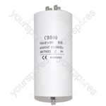 Universal 90 UF Microfarad Appliance Motor Start Run Capacitor