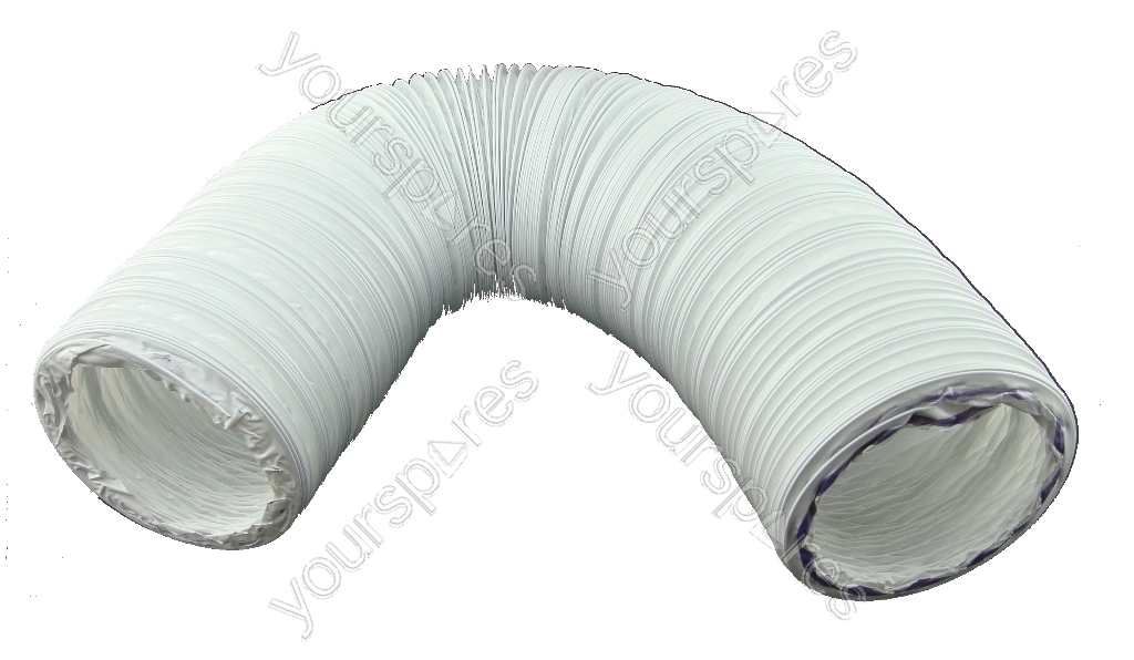 Extra Strong Tumble Dryer Vent Hose Exhaust Pipe 4 Inch