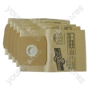 Daewoo RC300 Vacuum Cleaner Paper Dust Bags