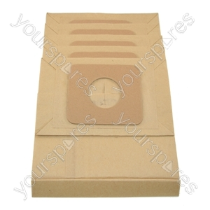 Dirt Devil DD101 Vacuum Cleaner Paper Dust Bags