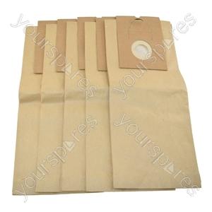 Dirt Devil Dd6060 Vacuum Cleaner Paper Dust Bags