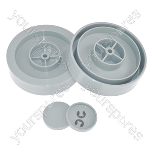 Dyson Vacuum Cleaner Replacement Wheel Set