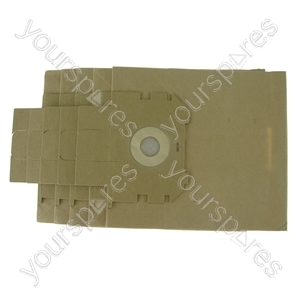 Electrolux Harmony Vacuum Cleaner Paper Dust Bags