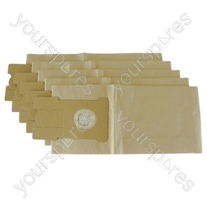 Electrolux Power System E43 Z1710 Vacuum Cleaner Paper Dust Bags