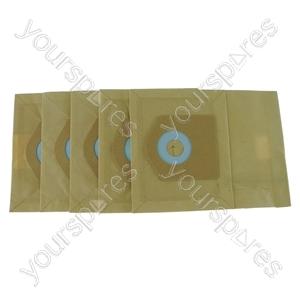 Goblin Solo Vacuum Cleaner Paper Dust Bags