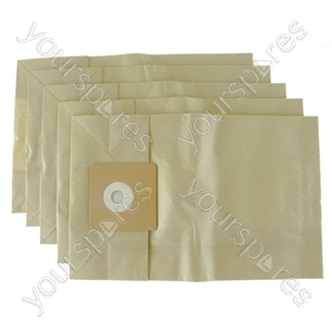 Hoover Cannister Vacuum Cleaner Paper Dust Bags